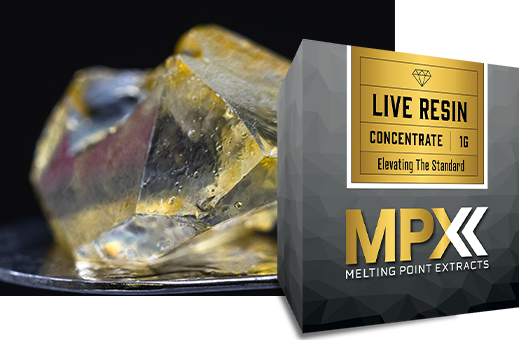 MPX Live Resin HCE Product Photo
