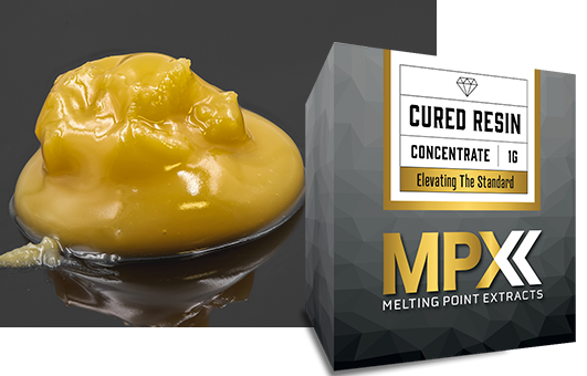 MPX Cured Resin Batter product image