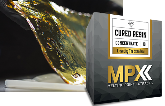 MPX Cured Resin Shatter product image