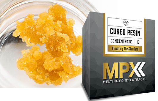 MPX Cured Resin Sugar product image