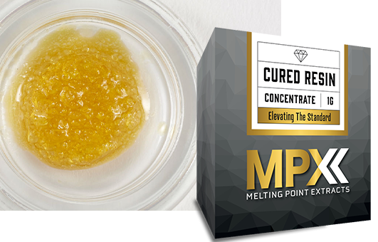 MPX Cured Resin Terp Sugar product image