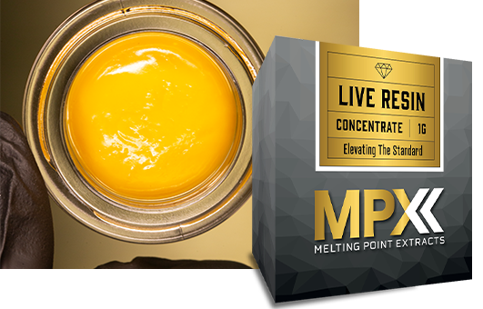MPX Live Resin Batter product photo
