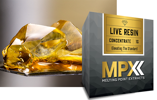 MPX Live Resin Sauce Product photo